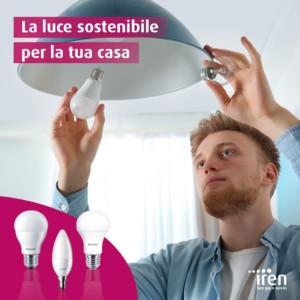 Iren lampadine led kit