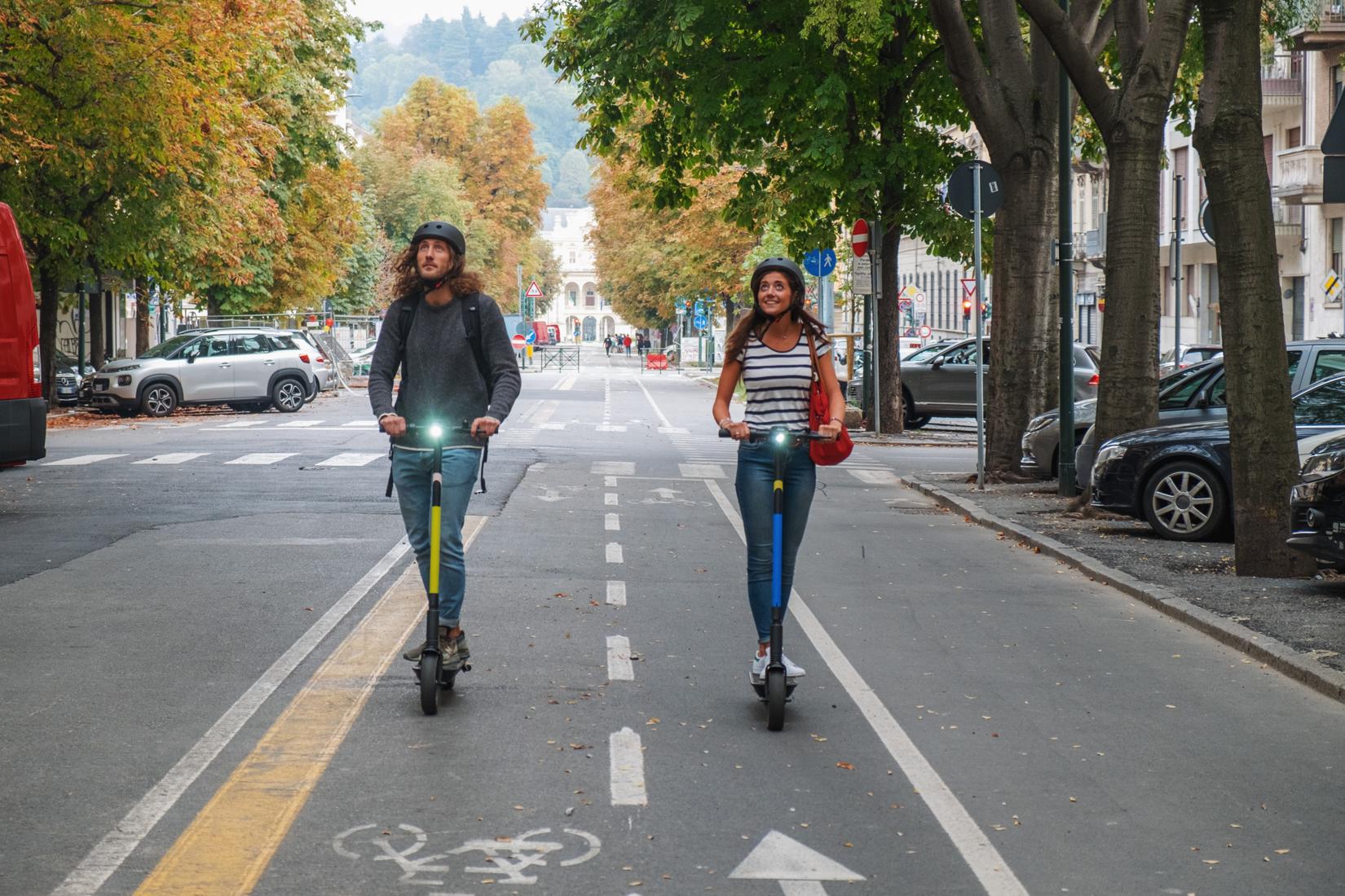 Riders torino - Urban Green Friday