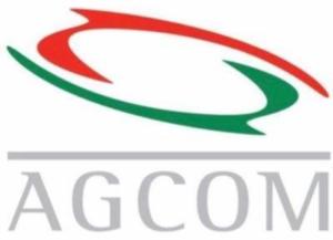 Il simbolo dell'AGCOM
