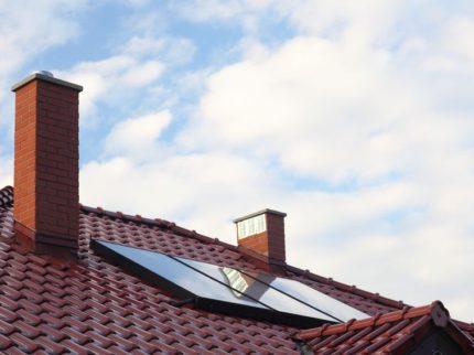 iren energia solare pannelli fotovoltaici sul tetto di casa