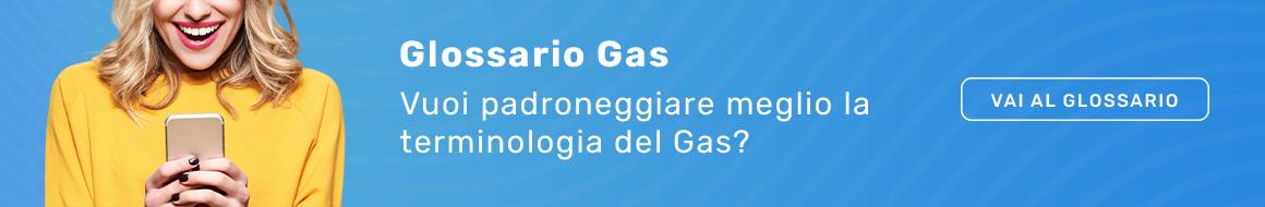 Glossario Gas