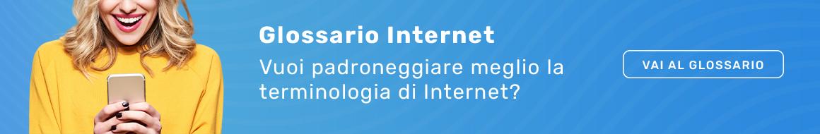 Glossario Internet